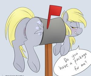 Ponies Stuck Thru Wall - part 5