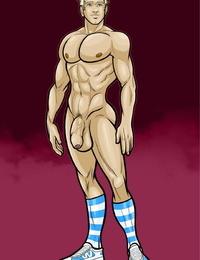 Alex in Bonerland. A Gay Tale - part 2