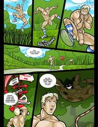 Alex in Bonerland. A Gay Tale