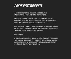 Studio-Pirrate Danger Girl - Charge instructions adjacent to Underworld