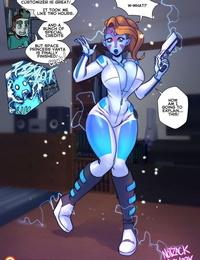 Space Princess Vanta + Extras