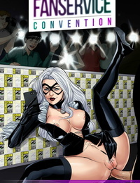 Fanservice Convention - Tracy Scops