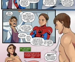 Tracy Scops Tinkerbomb Auntcumming Spider-Man Spider-Man Spanish kalock