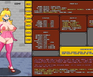 The Repair of Princess Peach