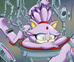 Kandlin Blaze and be transferred to Makeover Machine Sonic be transferred to Hedgehog