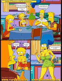 El Juego de Damas 1 The Simpsons Spanish