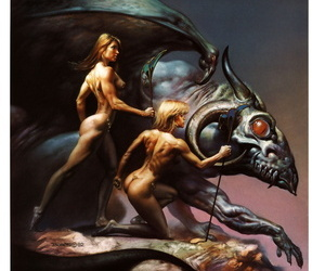 Art Fantastix #04 - The Art Boris Vallejo - part 2