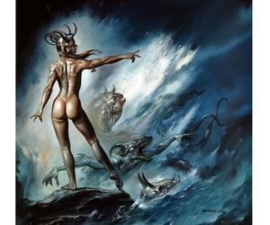 Art Fantastix #04 - The Art Boris Vallejo - part 5