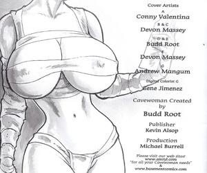 Budd Root Cavewoman: Bestial Dreams
