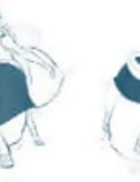 Marrazan Centoria Pregnancy Progression Monster Musume no Iru Nichijou