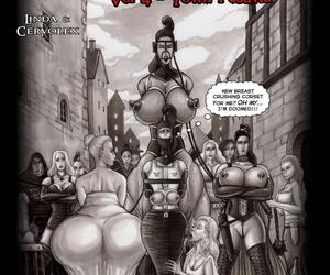 Dramatize expunge Vampire Huntswoman Volume 4