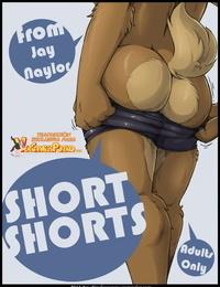 Jay Naylor Short Shorts Spanish kalock & VCP