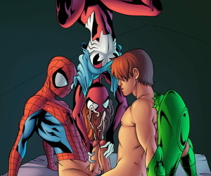 Tracy Scops R-EX Ultimate Spider-Man XXX 11 - Spidercest - itsy-bitsy such thing as A ell personal clones Spider-Man