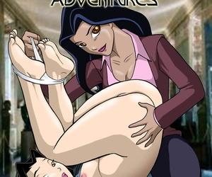 Jade Chan Adventures - Caught Trespassing