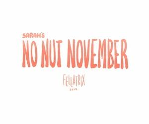 Sarahs No Ballsack November - part 2