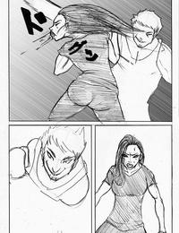 Adinaleen Defeat of Black Angel - part 2