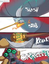 Zelda Alternate Destinies chapitre 4 - part 3