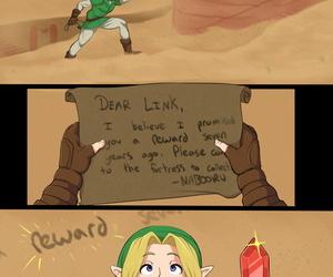 Zelda Alternate Destinies chapitre 4