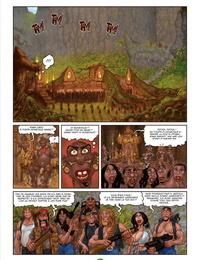Filobedo Melonie Sweet #1 L'île mystérieuse digitalFrench - part 2