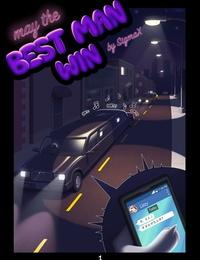 SigmaX May the Best Man WinChinese猫咪自汉化