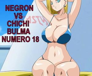 NEGRON VS CHICHI BULMA Y NUMERO 18