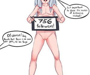 Dellie Pornmanga Sensei Ep.1- Sagiri Eromanga Sensei