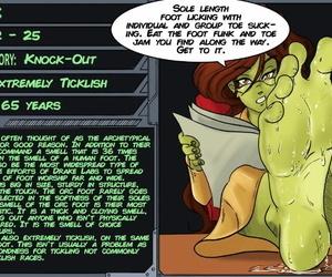 Redscript77 Foot Punk