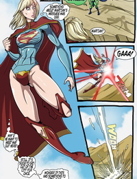 True Injustice: Supergirl