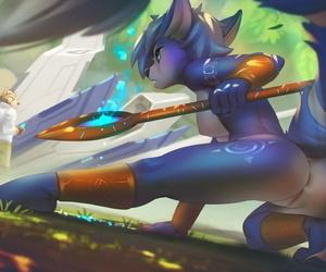 Miles-DF Krystal Fox