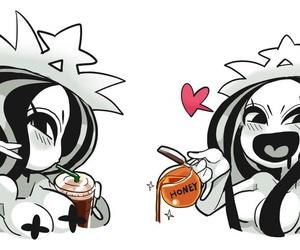 Starbucks Starbucks-chan STB-chan plus Wendy  Mascots  - accoutrement 3
