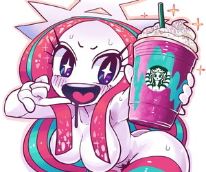 Starbucks Starbucks-chan STB-chan with the addition of Wendy Mascots - decoration 4