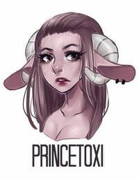 Artist - Princetoxi - part 3