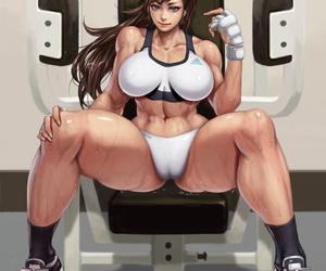 XXOOM Chun Lis Fitness Street Fighter