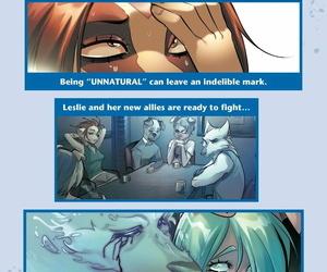 Unnatural - Issue 5