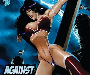 American Icon - Against The Evil Nazis 03