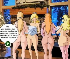 Nintendo Christmas 2 Respond And Fianc� Español remasterizado - affixing 2
