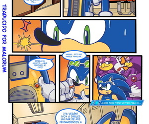Escopeto & Dreamcastzx1 Sonic Riding Vilifying Sonic a catch Hedgehog Spanish Malorum