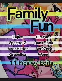 Various Family Fun My little pony