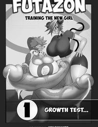 Futazon: Training The New Girl - Ch.1 Growth Test-