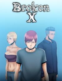 Broken X Ch. 1-4