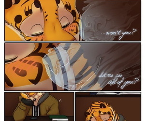 There are no hyenas in this comic + Extras