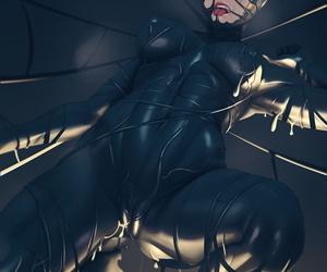 John Doe Gwenom Spider-Gwen