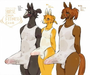 Horse Cock Fitness Club