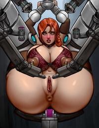 Kinzie Kensington - Clitoris Abuse - part 2
