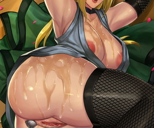 Doodlexxx Tsunade Pin Up
