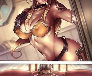 Overwatch Brigitte - part 2