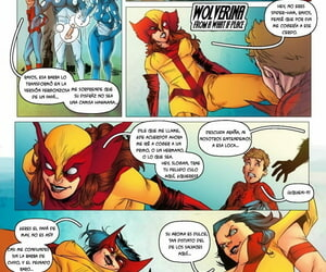 Tracy Scops Bayushi All-Sex Wolververse Spider-Man Spanish
