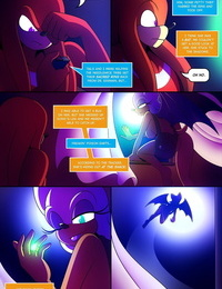 MarikAzemus34 Sonic Boom: Queen of Thieves
