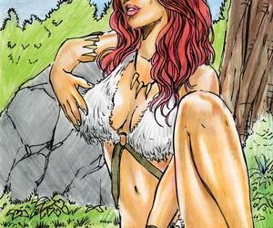 Jungle Fantasy? Beauties - part 2