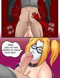 Parvad The Sexy Joke Batman Spanish ChoChoX - part 2